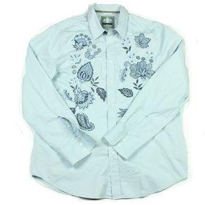 Mens Express Long Sleeve Shirt Express SIze L